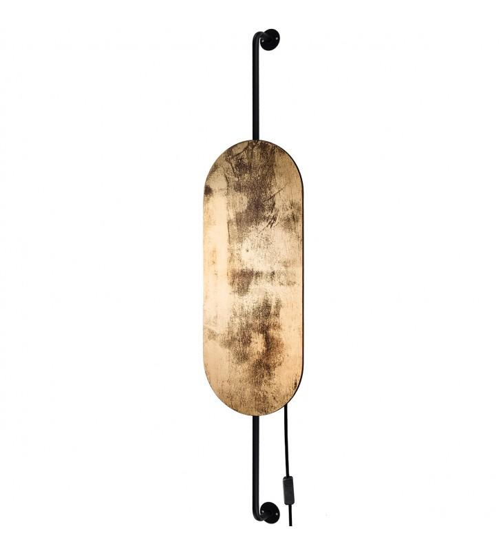 Lampa ścienna Wheel Lux...