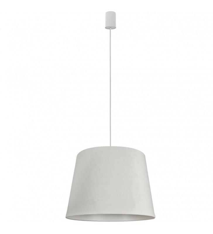 Lampa wisząca Cone abażur z...