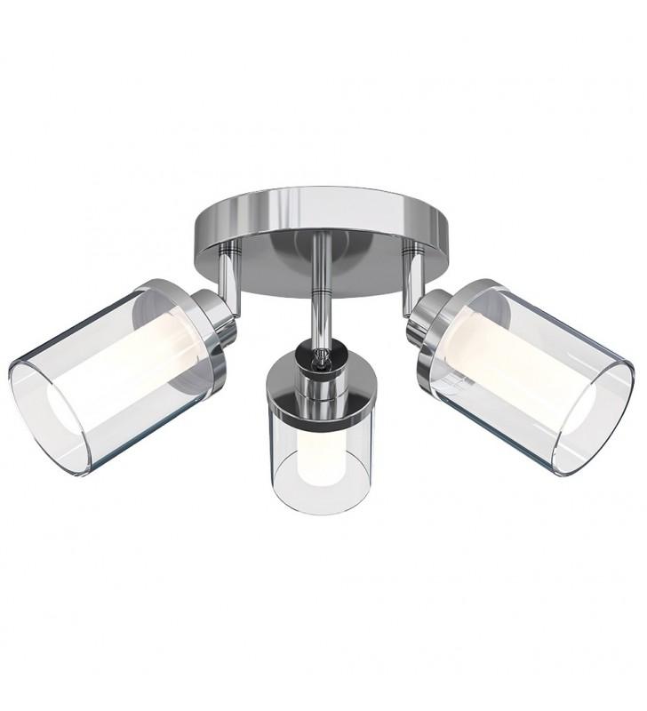 Lampa sufitowa łazienkowa...