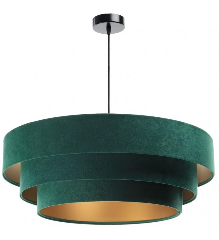 Lampa wisząca Innes zielona...