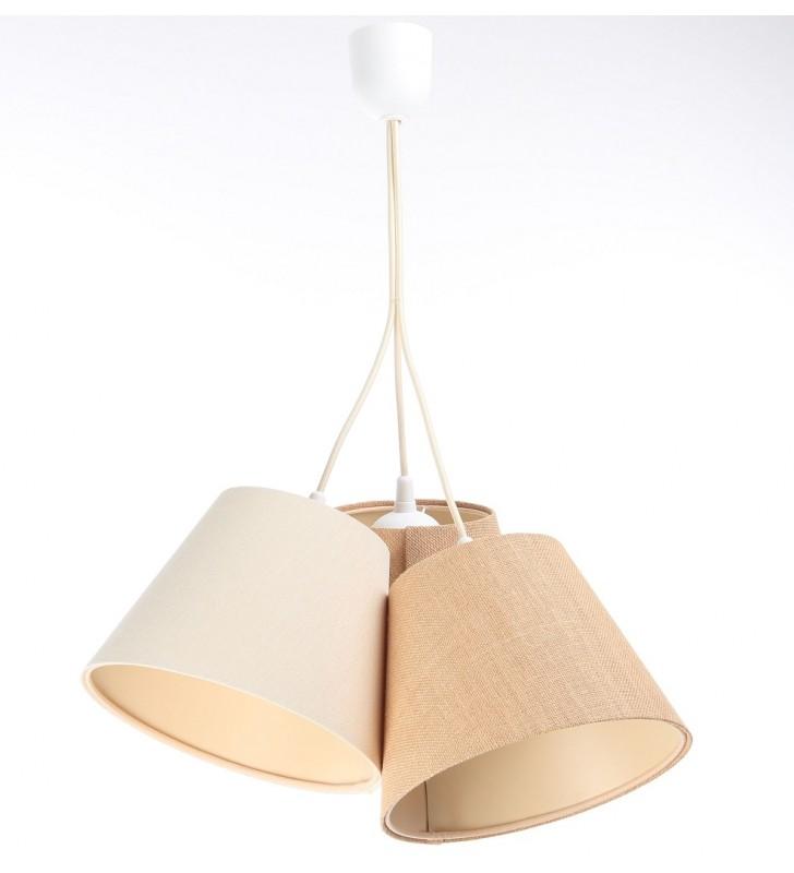 Lampa wisząca Uzoma w...