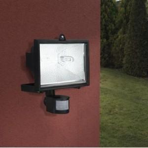Lampy halogenowe, naświetlacze LED z czujnikiem ruchu, oświetlenie halogenowe