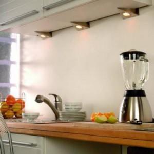Oświetlenie podszafkowe LED, oświetlenie pod szafki kuchenne z czujnikiem ruchu