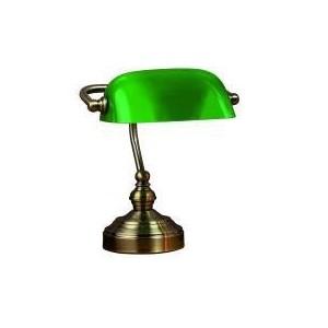 Lampy gabinetowe, lampa gabinetowa zielona, lampy stołowe gabinetowe, klasyczne i nowoczesne