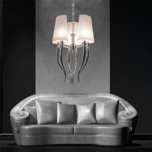 Nowoczesne żyrandole do salonu, sypialni, modne i oryginalne żyrandole nowoczesne