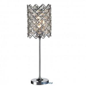 Lampka nocna z kryształkami, lampki nocne kryształowe, lampki nocne do sypialni z kryształkami