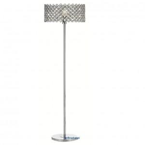 Lampy stojące z kryształkami, lampa podłogowa z kryształkami, do salonu, sypialni