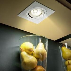 Lampy punktowe, oświetlenie punktowe LED, oświetlenie sufitowe punktowe