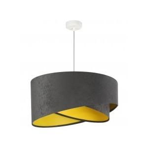 Lampy wiszące z abażurem